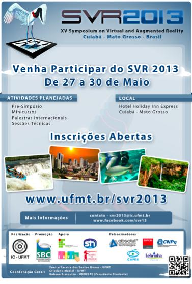 cartaz svr 2013